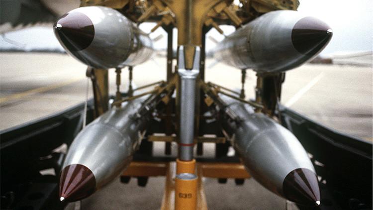 """""""Estados Unidos despliega bombas nucleares en Alemania"""""""