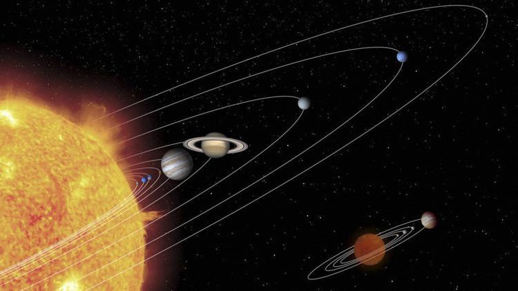 Video: Construyen en un desierto de EE.UU. una maqueta a escala del Sistema Solar