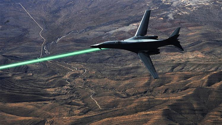 ¡Cuidado, Luke Skywalker!: La Fuerza Aérea de EE.UU. planea instalar cañones laser para 2020