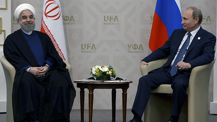 """Rusia e Irán ponen a la administración Obama """"lazo diplomático y estratégico"""""""