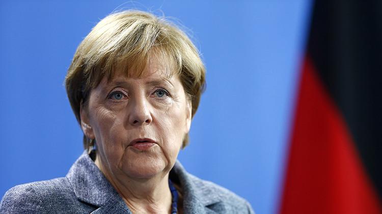 """Merkel: """"Europa solo puede solucionar el problema de refugiados en cooperación con Rusia y EE.UU."""""""