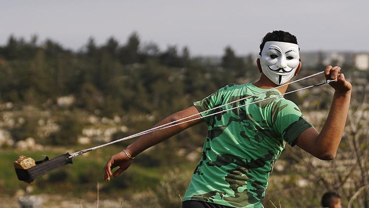 Israel podrá recurrir a francotiradores contra los palestinos que lancen piedras