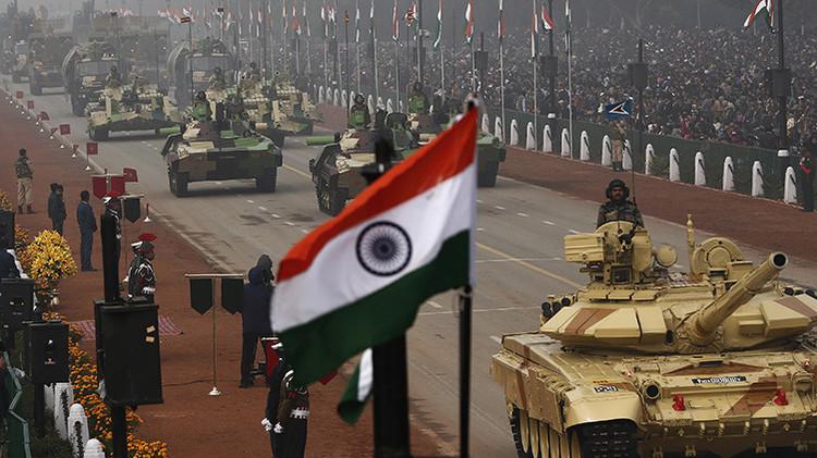 La India realizará ejercicios militares a gran escala en la frontera con Pakistán
