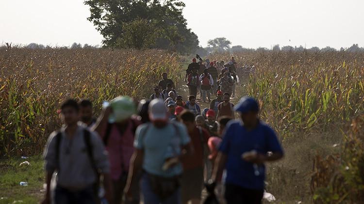 Los ministros de Interior de la UE llegan a un acuerdo para reubicar 120.000 refugiados