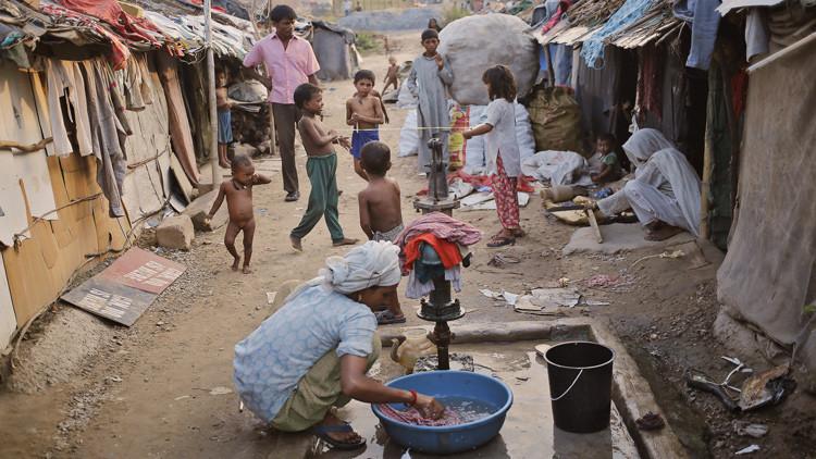 ¿Cómo cambiaría el mundo si las fortunas de los más ricos fueran distribuidas entre los más pobres?