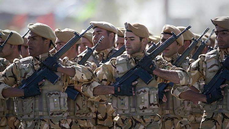 """Ejército de Irán: """"Aniquilaremos a Israel y libraremos a EE.UU. de su influencia"""""""