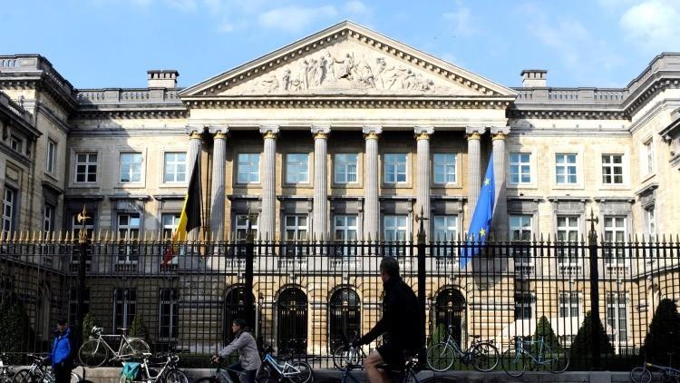 Evacúan la sede del Parlamento en Bélgica por amenaza de bomba