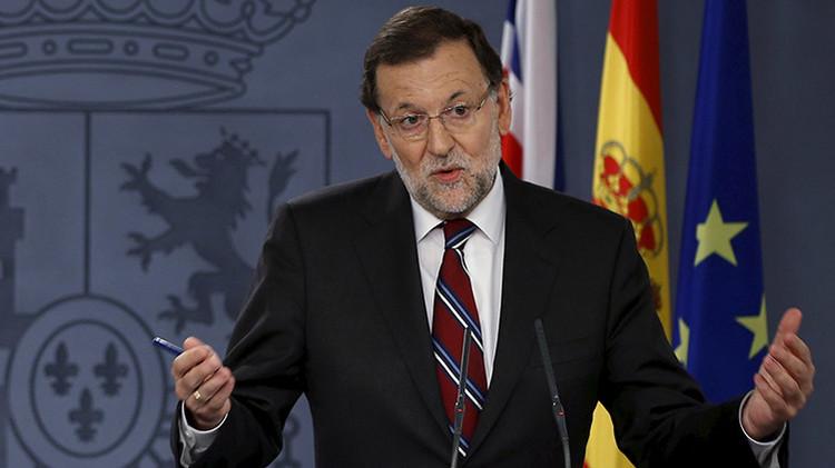 Los comentarios de Rajoy sobre los catalanes y la nacionalidad europea desatan burlas en la Red
