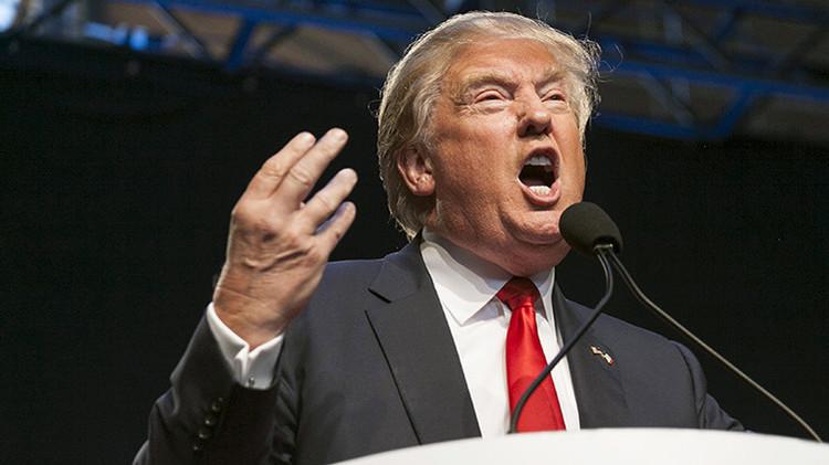 """Donald Trump: """"México tendrá que levantar un muro en la frontera con EE.UU."""""""