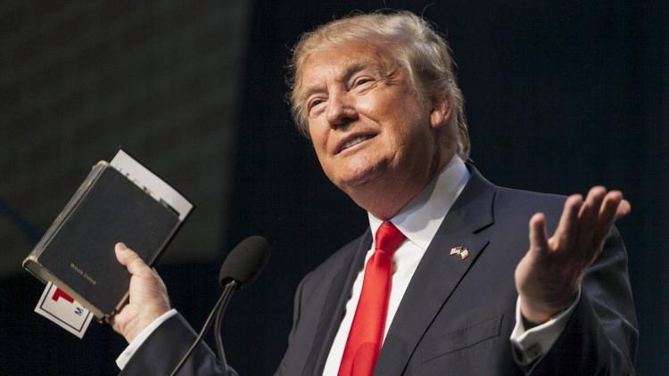 ¿Cuál es el tema del que Donald Trump no se atreve a hablar más?