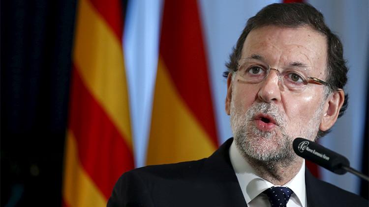 """Mariano Rajoy: """"En el mundo nadie tiene derecho a la autodeterminación"""""""