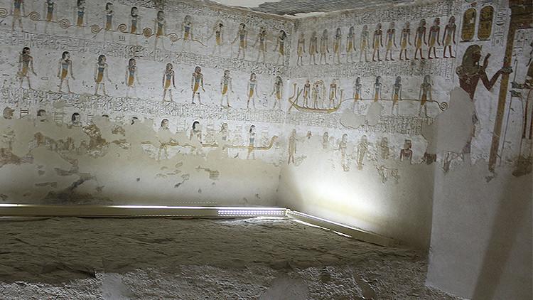¿Está Egipto a un paso de descubrir la tumba de Nefertiti?