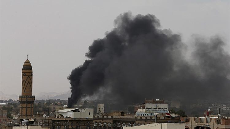 Fotos: Decenas de muertos tras explotar una bomba en una de las mezquitas capitalinas de Yemen