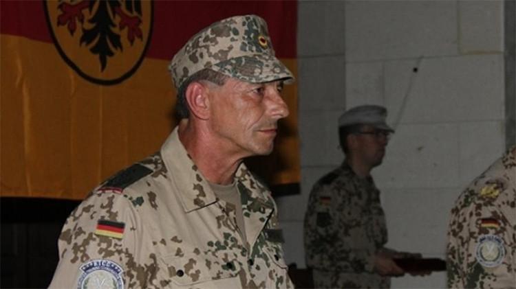 ¿Venganza yihadista?: Hallan muerto en Irak a un alto mando alemán de la coalición antiterrorista