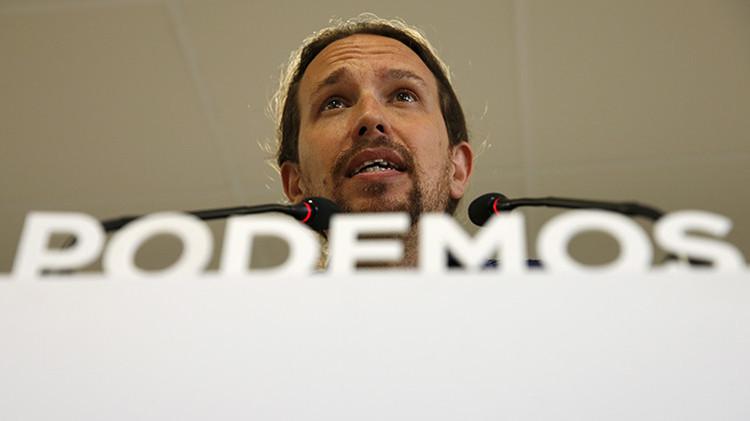"""Pablo Iglesias a 'El País': """"Catalanes, quédense y echemos juntos a Rajoy"""""""