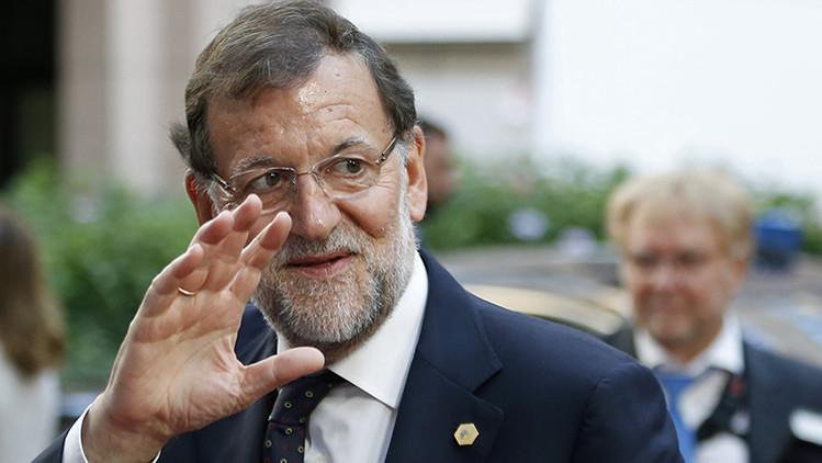 """Rajoy afirma que """"un vaso es un vaso y un plato es un plato"""""""