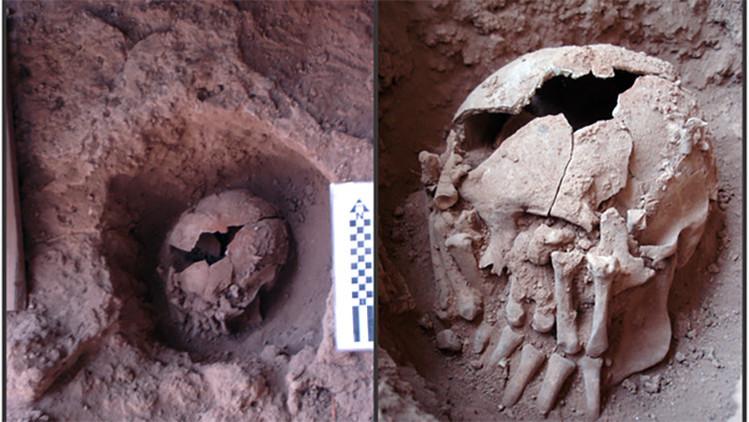 Descubren en Brasil el insólito cráneo del 'decapitado más antiguo de América'