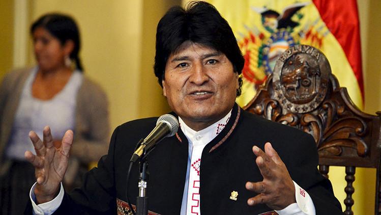 """Morales: """"Bolivia nunca ha claudicado y nunca claudicará a volver al Pacifico con soberanía"""""""