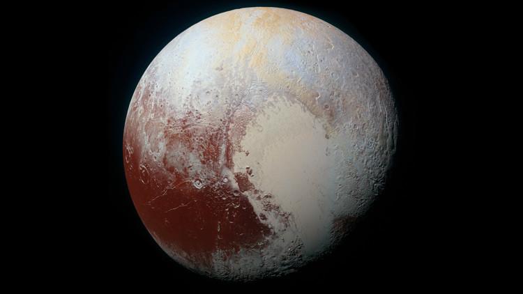 """Las imágenes más detalladas de Plutón muestran """"escamas de dragón"""" en su superficie"""