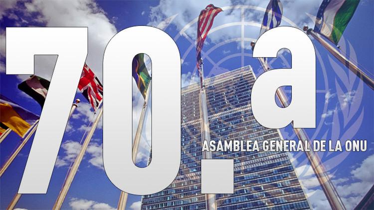 AVANCE: RT hará una cobertura especial de la 70.ª Asamblea General de la ONU