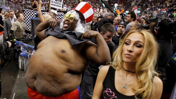 Todos los Estados de EE.UU. padecen sobrepeso