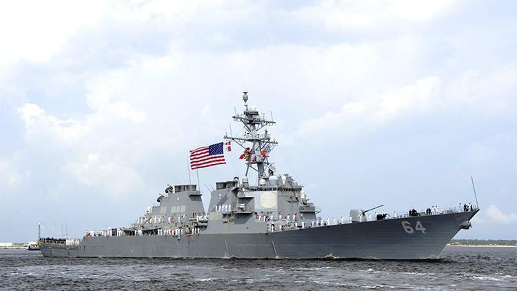 ¿Para qué llega a España un destructor de EE.UU. con 300 tripulantes a bordo?