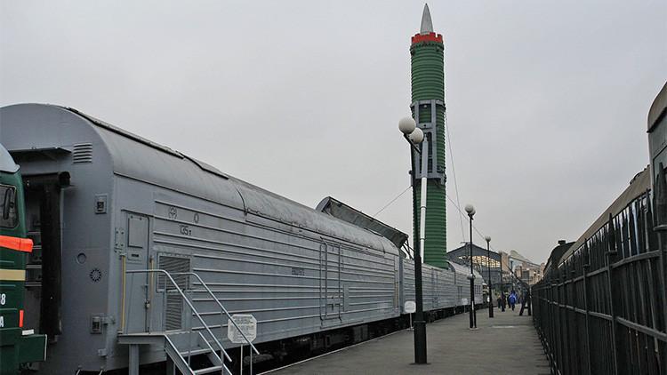 """""""Dolor de cabeza para EE.UU."""": Rusia recreará los 'trenes de la muerte' de la URSS"""