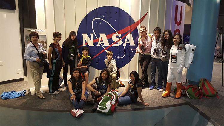 De México al espacio: proyectos de tres estudiantes participarán del programa Marte 2030 de la NASA