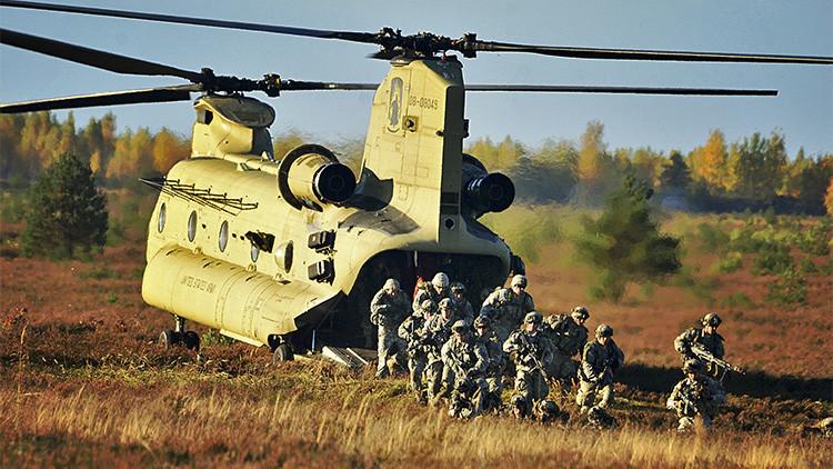 Sin precedentes: Las Fuerzas Especiales de EE.UU. 'visitaron' 135 países en lo que va del año