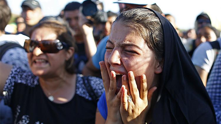 """Mujeres y menores, """"blanco fácil"""" de abusos sexuales en los campamentos de refugiados en Alemania"""