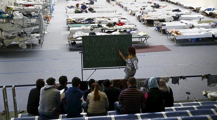 Obligan a una enfermera alemana a abandonar su piso para acoger refugiados