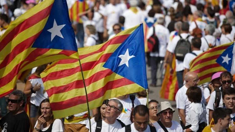 """Presidente de la Asamblea Catalana: """"La UE no se atreverá a echar a 7,5 millones de personas"""""""