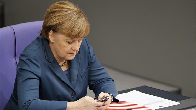 """¿Por qué Angela Merkel es una """"esclava de EE.UU."""" según Siri?"""