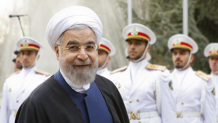 """Hasán Rouhaní: """"A los iraníes los candidatos a la presidencia de EE.UU. les parecen ridículos"""""""