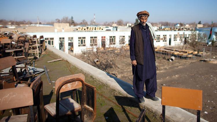 Los talibanes toman varios edificios gubernamentales y un hospital en el norte de Afganistán