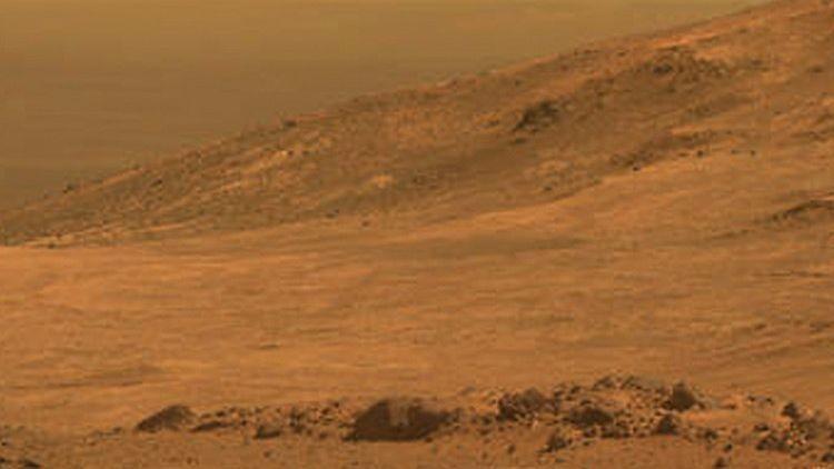 """La NASA revela """"el enigma del Marte"""""""