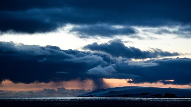 Hidrógrafos rusos abren una isla árctica en el archipiélago de Nueva Zembla