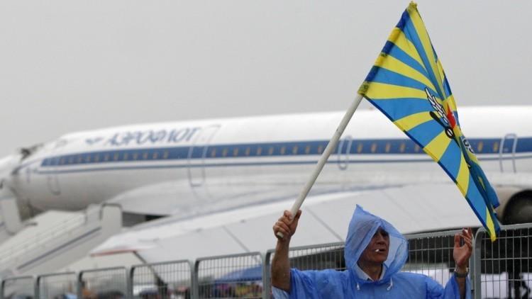 Confirmado: Ucrania prohíbe a la mayor aerolínea rusa, Aeroflot, volar en su territorio
