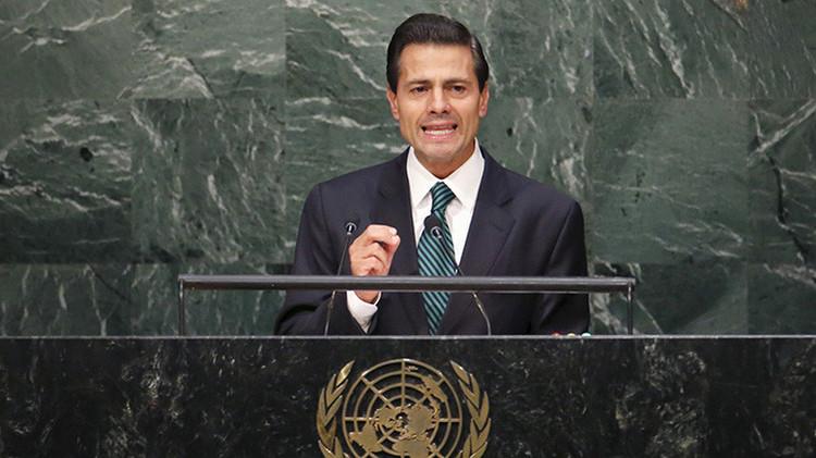 """Peña Nieto: """"Reiteramos nuestro llamado a poner fin al bloqueo económico de Cuba"""""""