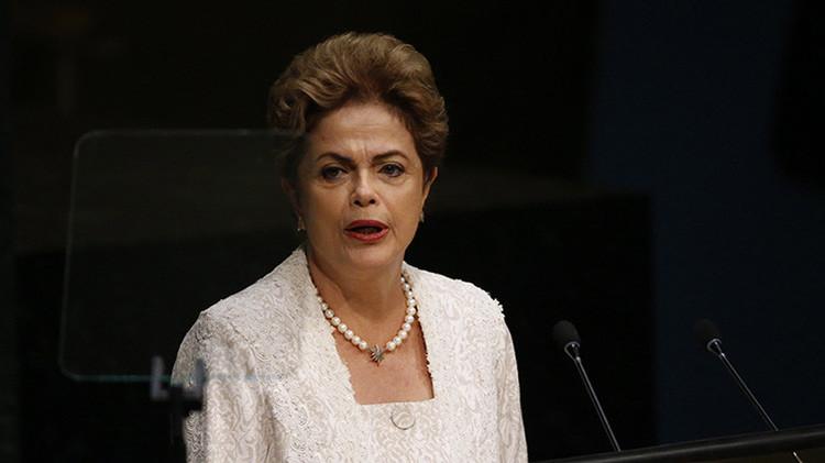 """Dilma Rousseff: """"Es absurdo impedir el libre movimiento de personas"""""""