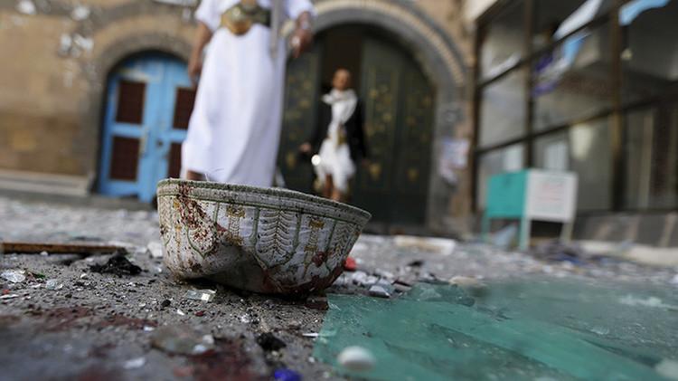 Aviones de combate saudíes bombardean una boda en Yemen 'por error'