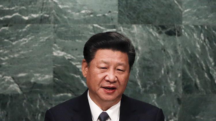 """Xi Jinping: """"Avance de los mercados emergentes y un mundo multipolar es la tendencia de la historia"""""""