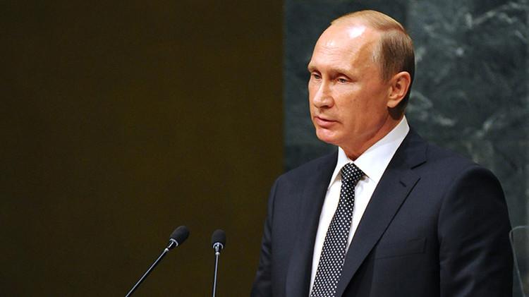 """Putin insiste en crear una """"amplia coalición"""" contra el Estado Islámico"""