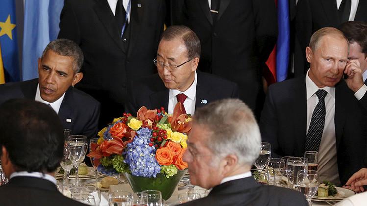 Las claves de los discursos de Vladímir Putin y Barack Obama en la ONU