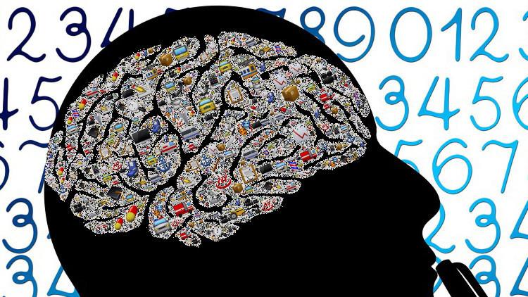 Como en un laberinto: los cerebros de las personas inteligentes funcionan de manera diferente