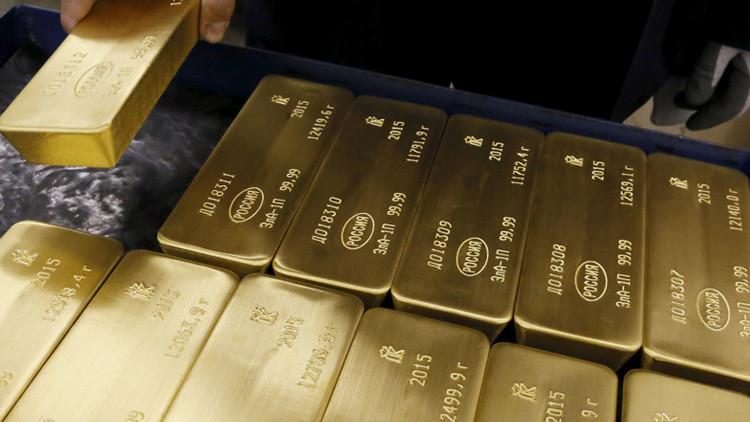 """Gran estafa de oro de EE.UU. que """"conduce el mundo al colapso"""""""
