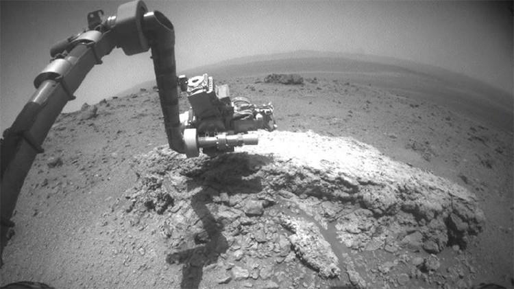¿Por qué no se pueden explorar los lugares de Marte que tienen agua?