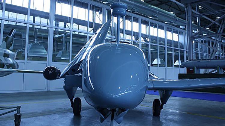 Desarrollan en Rusia un 'ojo omnividente' para aviones no tripulados