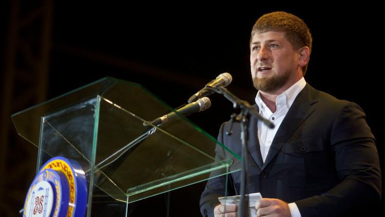 """El líder de la República rusa de Chechenia: """"El objetivo principal de Occidente es Assad, no el EI"""""""
