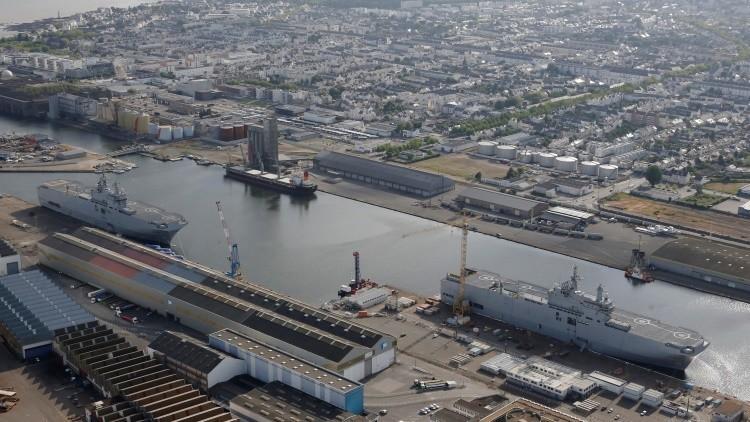 Confirmado: Francia canceló el acuerdo de los Mistral con Rusia presionada por la OTAN